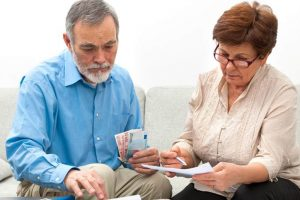 Understanding money reduces anxiety about old age