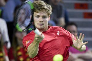 David Goffin advances to Monte-Carlo Masters Round 2