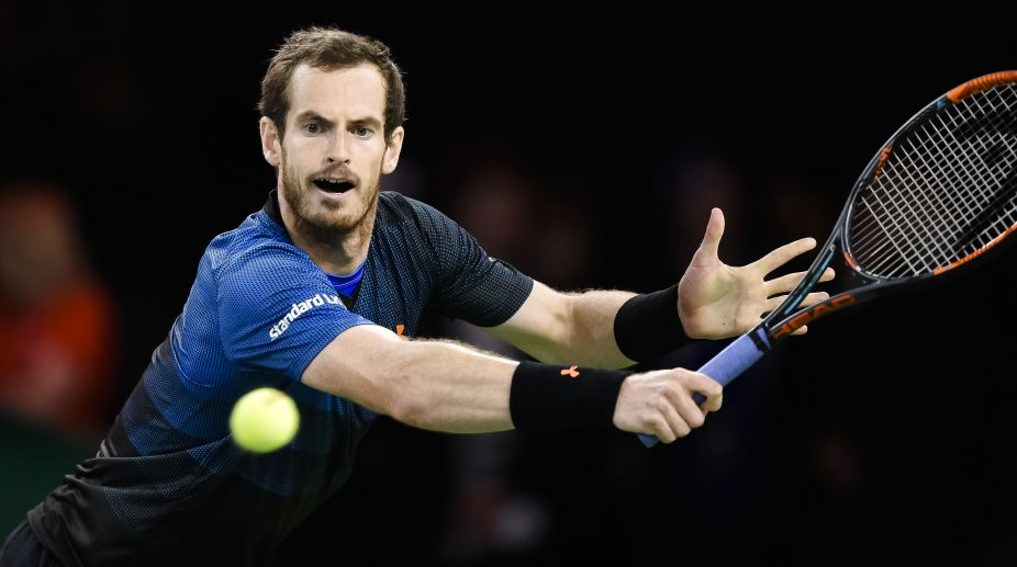 Andy Murray Stays At Top Of Atp Rankings The Statesman