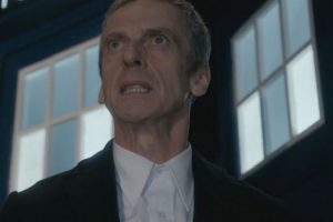 Thought of leaving 'Doctor Who' while I was enjoying: Capaldi