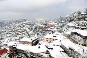 'Tourists visiting Shimla should come prepared'