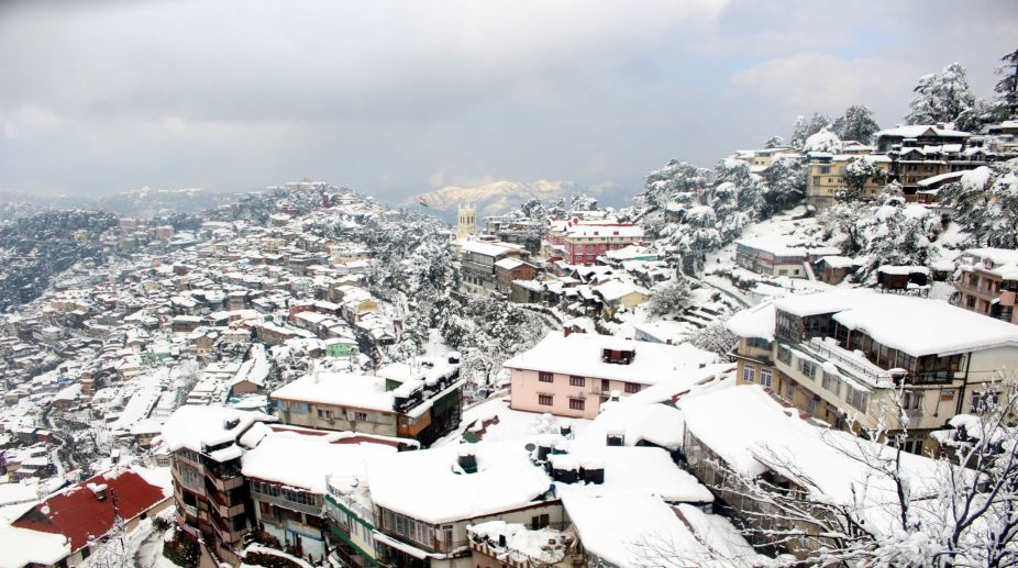 winter sojourn, Himachal tribals, snowfall