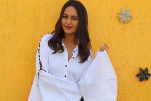Working with top stars has shaped me as an actor: Sonakshi