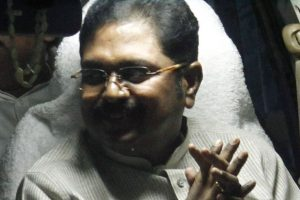 Dhinakaran booked for trying 'bribery' for AIADMK symbol