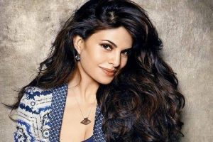 Jacqueline Fernandez happy with old elephant's rescue