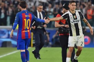 Rising star Paulo Dybala is Lionel Messi's mirror image