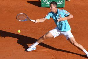 Tomas Berdych advances in ATP Monte-Carlo Masters