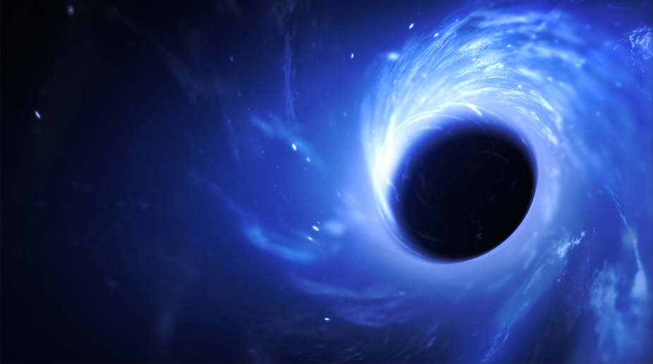 molecular black hole created using world s most powerful laser the
