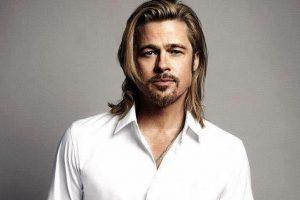 Brad Pitt appears shockingly slender in new photos