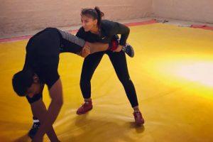 Geeta Phogat intensifies training for 2018 Commonwealth Games