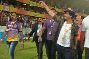 SRK praises Kolkata Knight Riders for victory