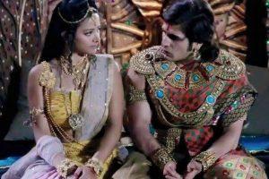 Chandra Nandini: Chandra jealous of Nandini's new husband?