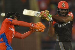 IPL 2017: Royal Challengers Bangalore heap big total as Gayle-storm returns