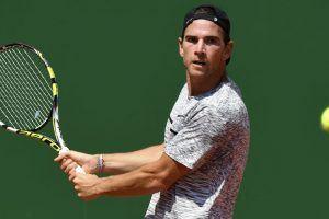 Adrian Mannarino beats Jo-Wilfried Tsonga in Monte-Carlo Masters Round 2