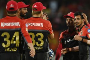 IPL 2017: Yuzvendra Chahal, Chris Gayle, Virat Kohli help RCB break losing streak