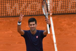 Monte Carlo Masters: Novak Djokovic survives Gilles Simon scare