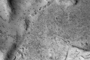 NASA orbiter spots strange secondary crater on Mars