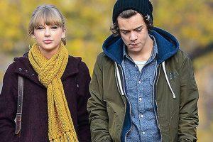 Harry Styles blames ex-girlfriend Taylor Swift?