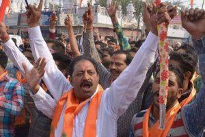 No criminal conspiracy in Babri demolition: Katiyar