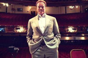 Arnold Schwarzenegger to narrate documentary