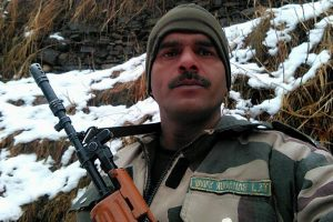 BSF dismisses Tej Bahadur Yadav from service