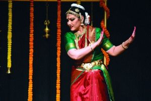Aditi Mangaldas performs at India By the Nile festival
