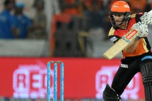 IPL 2017: Kane Williamson's sizzling start takes Sunrisers Hyderabad to 191/4