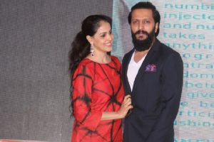 After 'Lai Bhaari', Genelia-Riteish Deshmukh gears up for next Marathi venture 'Mauli'