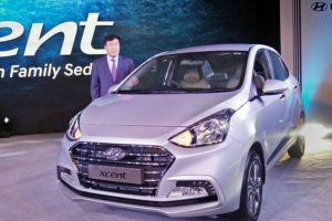 2017 Hyundai Xcent Facelift launched at Rs.5.38 lakh