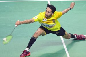 US Open: Kashyap, Prannoy, Manu-Sumeeth reach semifinals