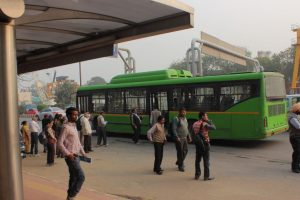 DTC contract staff go on strike