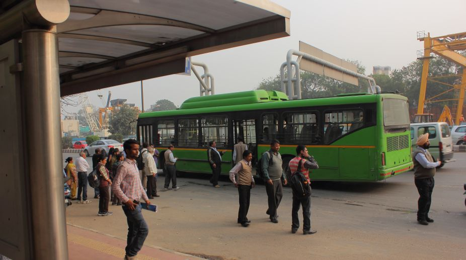 Bus, DTC, wages