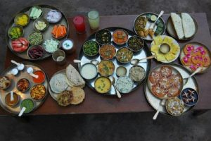 How about a 'Baahubali' thali?
