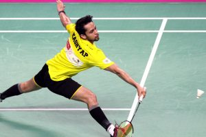 Parupalli Kashyap crashes out in prequarters of China Masters