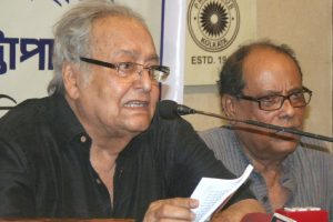 Waiting for right role is way of cinema, says Soumitra Chatterjee