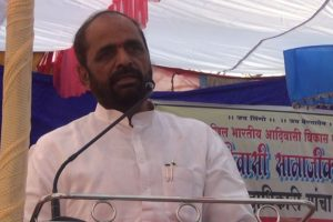 Kashmir situation not completely under control: Hansraj Ahir