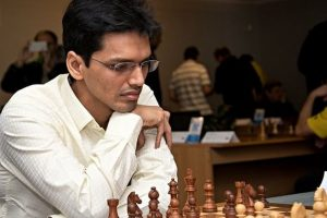 Harikrishna goes down against Kramnik at Shamkir Chess 2017