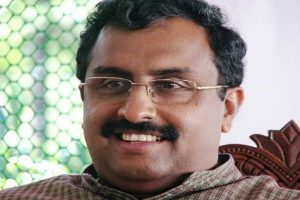 Talks on to stitch pre-poll alliance in Meghalaya: Ram Madhav