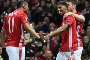 Zlatan Ibrahimovic blow mars Manchester United's Europa League progress