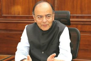 Jaitley flags H-1B concerns with US Treasury Secretary