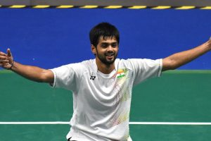 Singapore Open win turning point for my career: Sai Praneeth