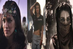 Star Style: Kriti Sanon cast new spell with alluring looks in 'Raabta'