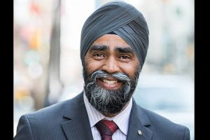 Nations don't build a relationship, people do: Sajjan