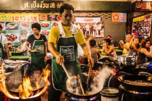 Street food will not be banned in Bangkok: Official