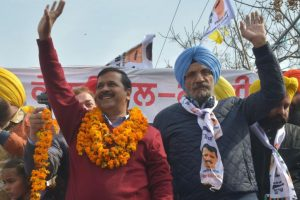 Campaigning for Delhi civic poll ends
