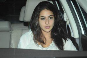 What's brewing between Sara Ali Khan and Harshvardhan Kapoor?