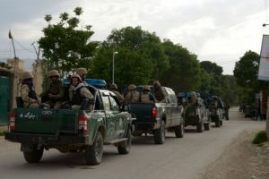 200 militants die in clashes for Afghan district's control