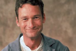 Laughing all the way with Ryan Stiles