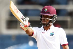 West Indies vs Pakistan: Roston Chase frustrates visitors in 1st Test