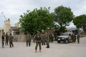 Taliban attack kills 5 in Afghanistan